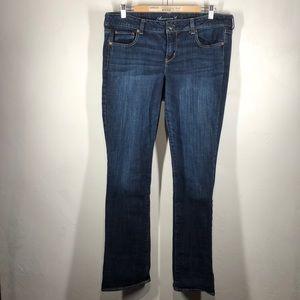 American Eagle straight leg jeans size 16L